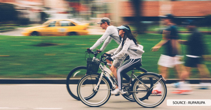 Cedera yang Paling Sering Dialami Ketika Bersepeda
