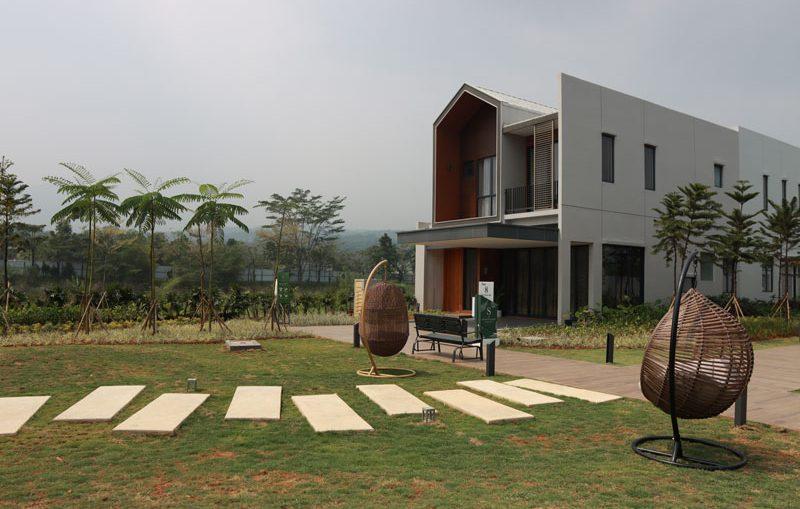 The Sanctuary Collection, Hunian Premium di Kawasan Sentul
