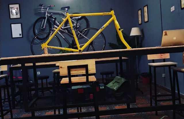 Bike Bike Cafe