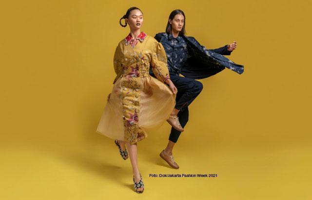 Jakarta Fashion Week 2021 hadir dengan format baru