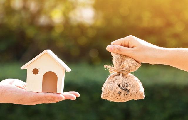 Kumpulkan Uang DP Rumah