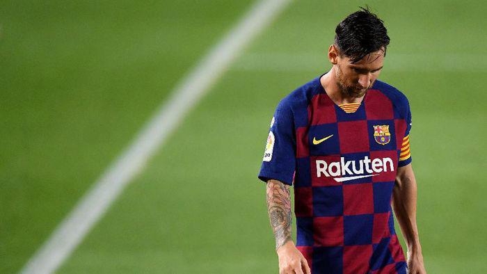 Messi ingin hengkang dari Bacelona