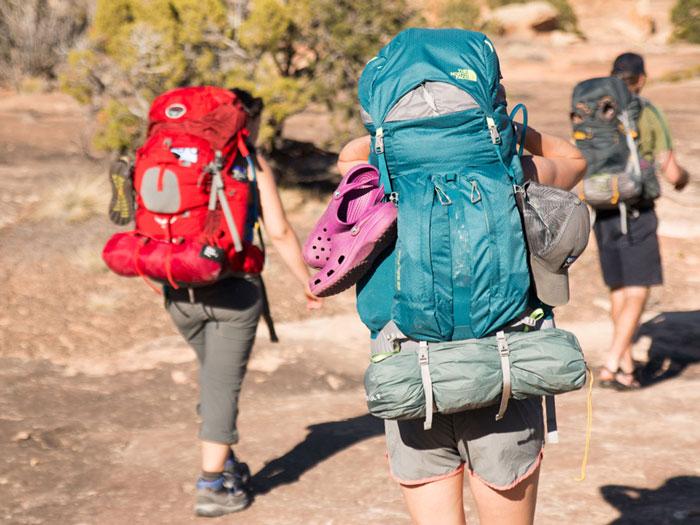Tas Carrier untuk Naik Gunung