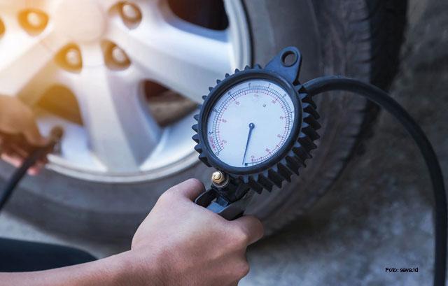 Cegah Kecelakaan, Pahami Cara Kerja Tekanan Angin Ban Kendaraan