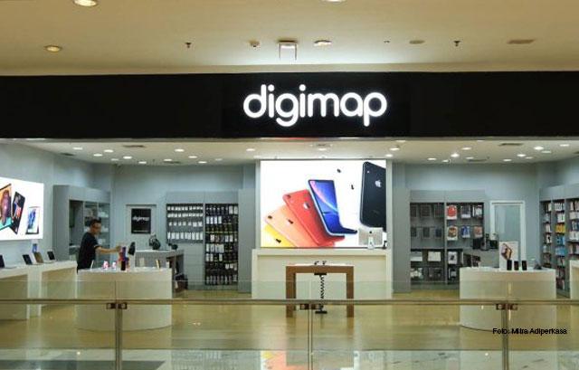DIGIMAP Tawarkan Produk Apple Premium Berstandar Global