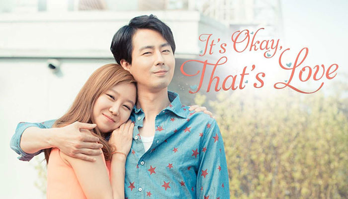 Drama Korea It's Okey Thats Love