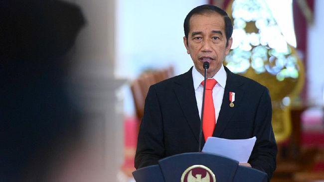 Hari Pahlawan 2020, Jokowi Sematkan Gelar Pahlawan Kepada 6 Tokoh