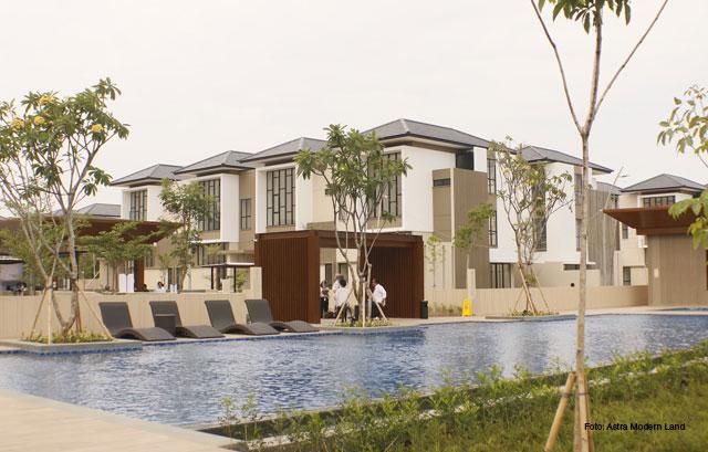 Hunian Terpadu Asya Resmikan Club House Cluster Semayang dan Matana