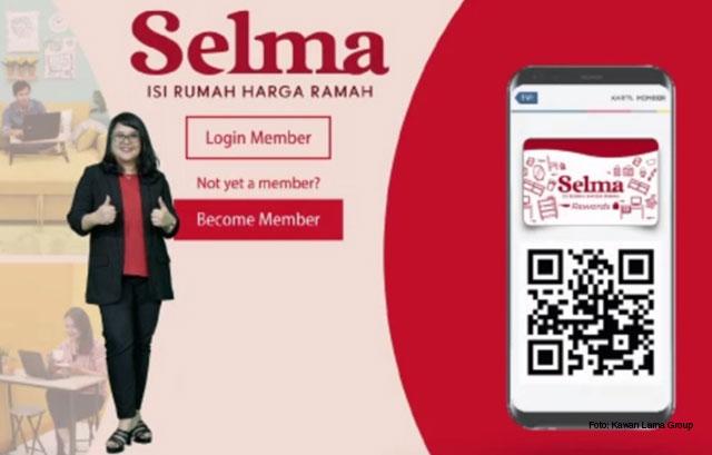 Program SELMA Member Rewards
