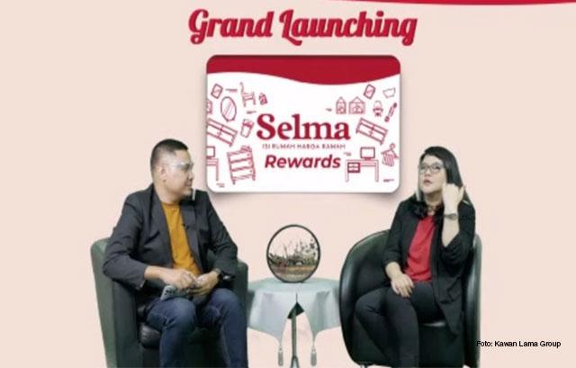SELMA Luncurkan Program Member Rewards untuk Pelanggan Setia