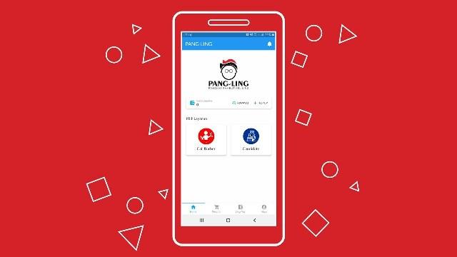 Aplikasi Pang-Ling