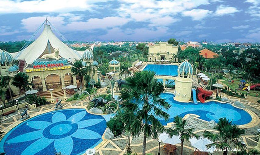 6 Tempat Rekreasi Keluarga di Kota Wisata Cibubur