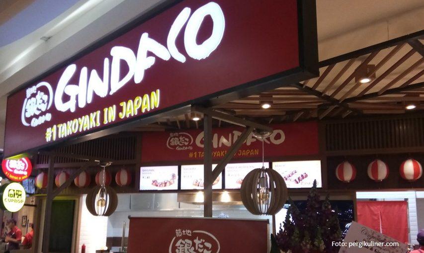 Cita Rasa Menu Tradisional Jepang ala Gindaco dan Chatime