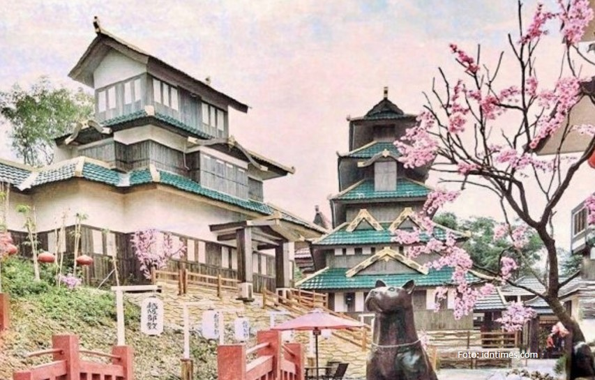 Kampung Jepang