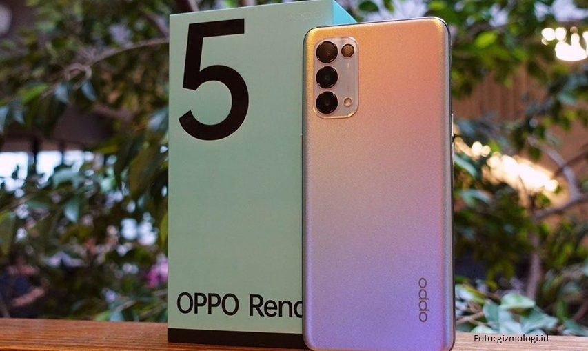 OPPO-Reno5