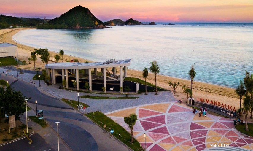 The Mandalika Siap Jadi Destinasi Sport Tourism Unggulan
