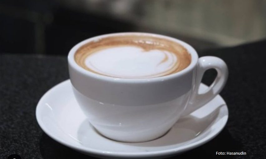 Kopi banyak dipilih sebagai minuman pendamping sarapan