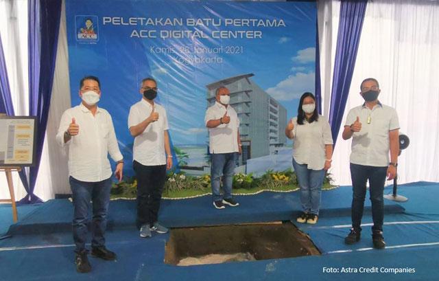 ACC Siap Bangun Digital Operation Center di Yogyakarta