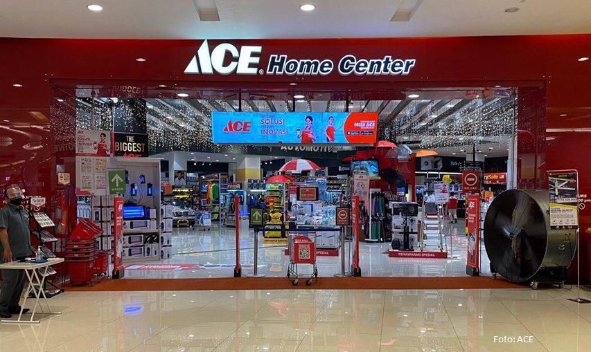ACE Hadirkan Kebutuhan Saat Musim Hujan