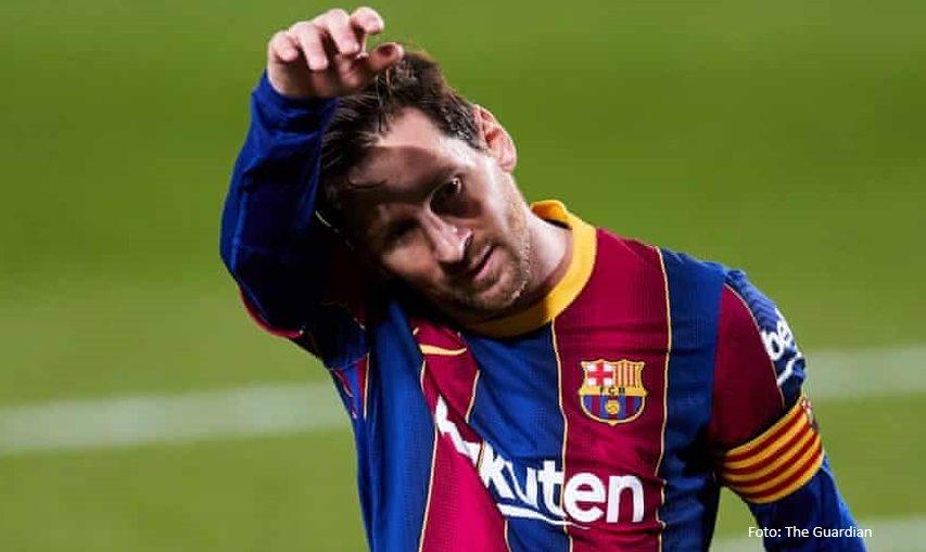 Lionel Messi Belum Cetak Gol ke Gawang 8 Klub Ini